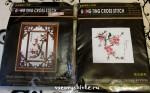 наборы вышивки из Китая