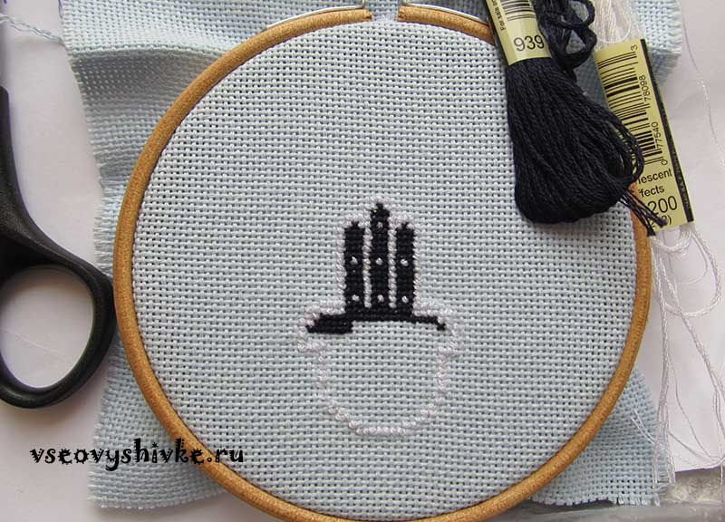 Схема вышивки амулеты
