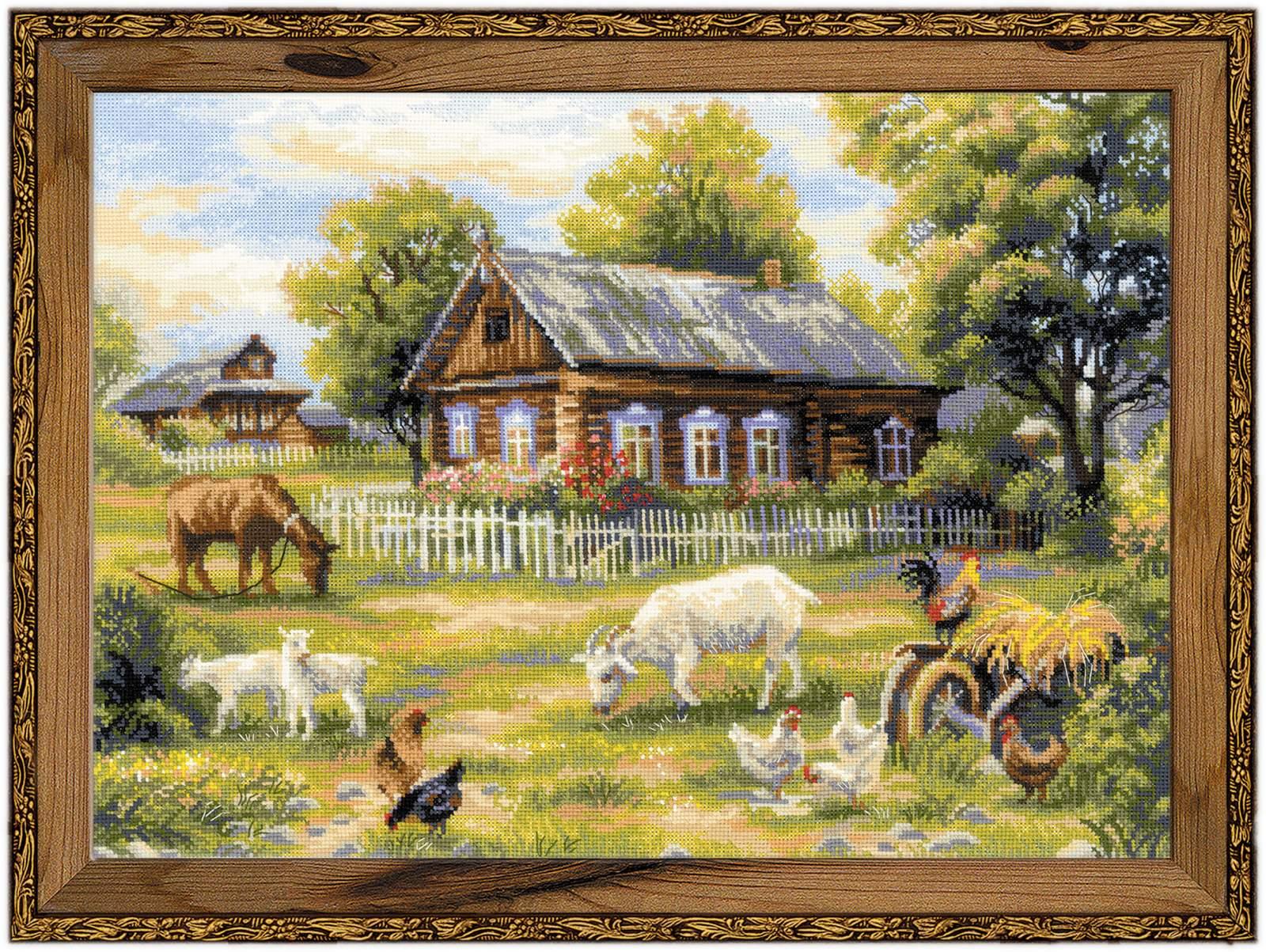 Наборы для вышивания Риолис купить в Минске Каталог вышивки