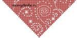 Маленькая схема вышивки Моя Любовь