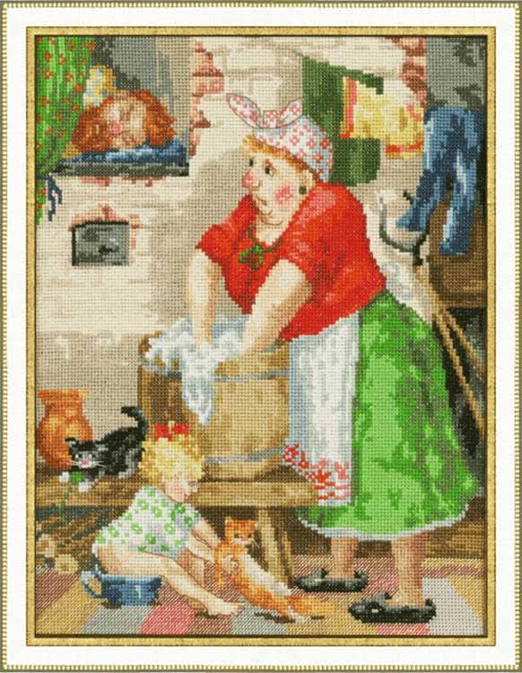 Рукоделов вышивка крестом риолис каталог