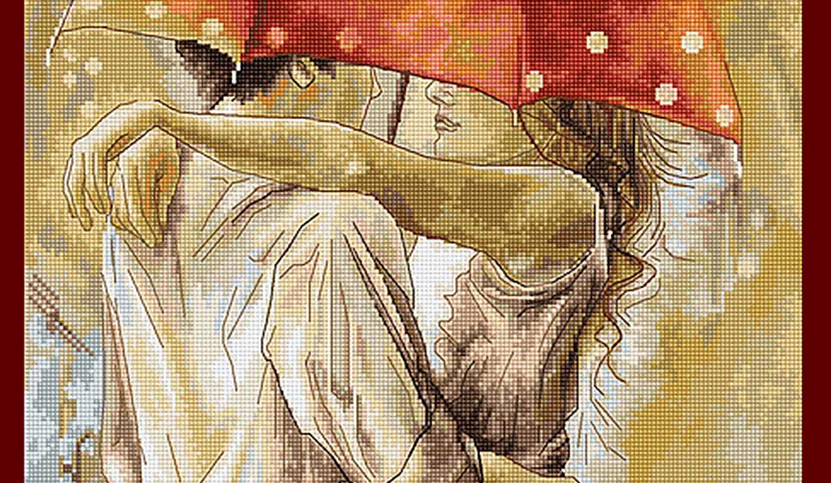 Новинка чаривна мить вышивка крестом
