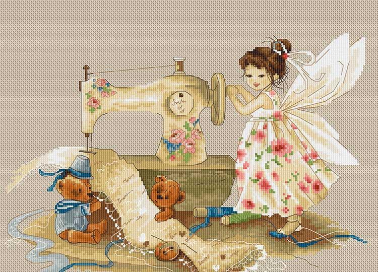 Мир вышивки рукоделия наборы для вышивания